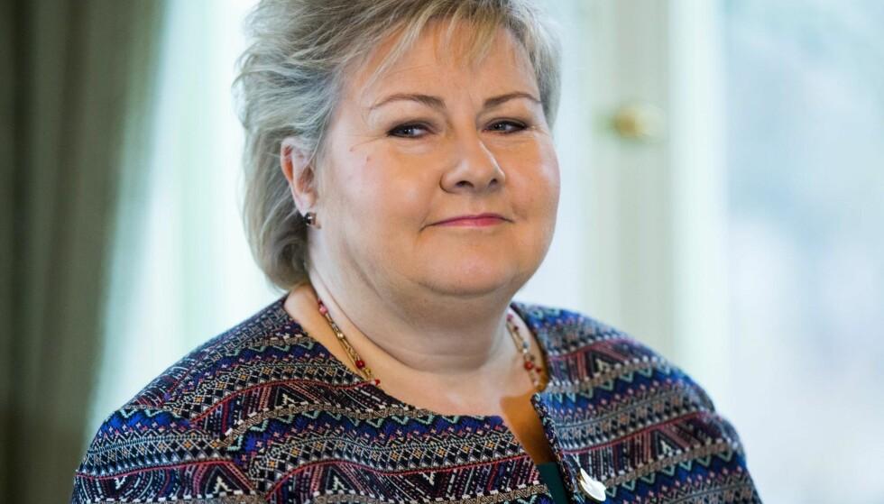 KUTTER KAPITAL: Erna Solberg og regjeringen. Foto: NTB Scanpix