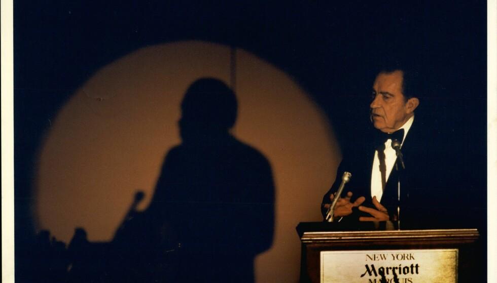 """WAR ON DRUGS: President Richard Nixon erklærte """"War on Drugs"""" i 1971, og krigen ble eksportvare. Jeg fikk kjenne den på kroppen, skriver artikkelforfatterne. Foto: NTB Scanpix"""