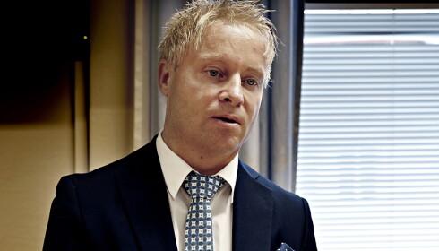 FORSVARER: Olav Sylte forsvarer nå den 42 år gamle kvinnen. Foto: Jacques Hvistendahl / Dagbladet