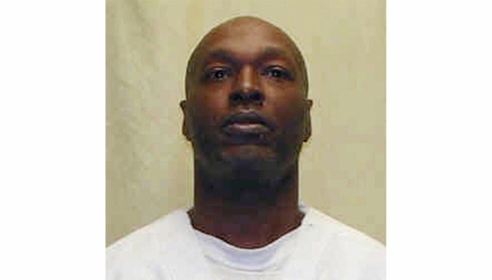 BER OM Å FÅ SLIPPE: Romell Broom ble dømt til døden i 1984. I 2009 måtte henrettelsen stoppes etter to timer. Foto: Ohio Department of Rehabilitation and Correction / AP / NTB Scanpix