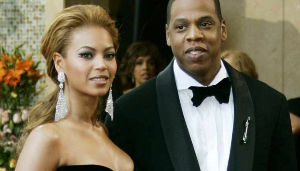 SKULLE BLI BEDT OM STØTTE: Beyoncé Knowles\' kjæreste Jay-Z. FOTO: SCANPIX/REUTERS