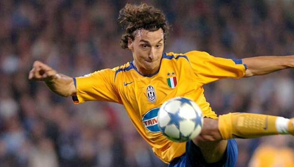 KANDIDAT: Zlatan Ibrahimovic er den eneste skandinaven blant de 30 kandidatene til Fifas årets spiller. Foto: EPA/Scanpix