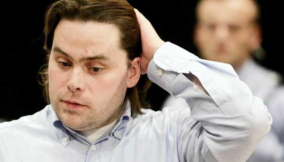 I RETTEN: David Toska er tiltalt for grovt ran med døden til følge. Foto: SCANPIX