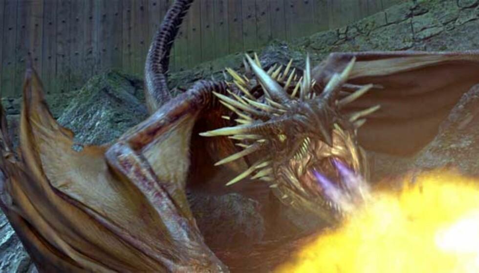 STERKE SCENER: Harry Potter settes på harde prøver i «Harry Potter og ildbegeret». Filmen har fått streng aldersgrense i England. FOTO: FILMWEB.NO