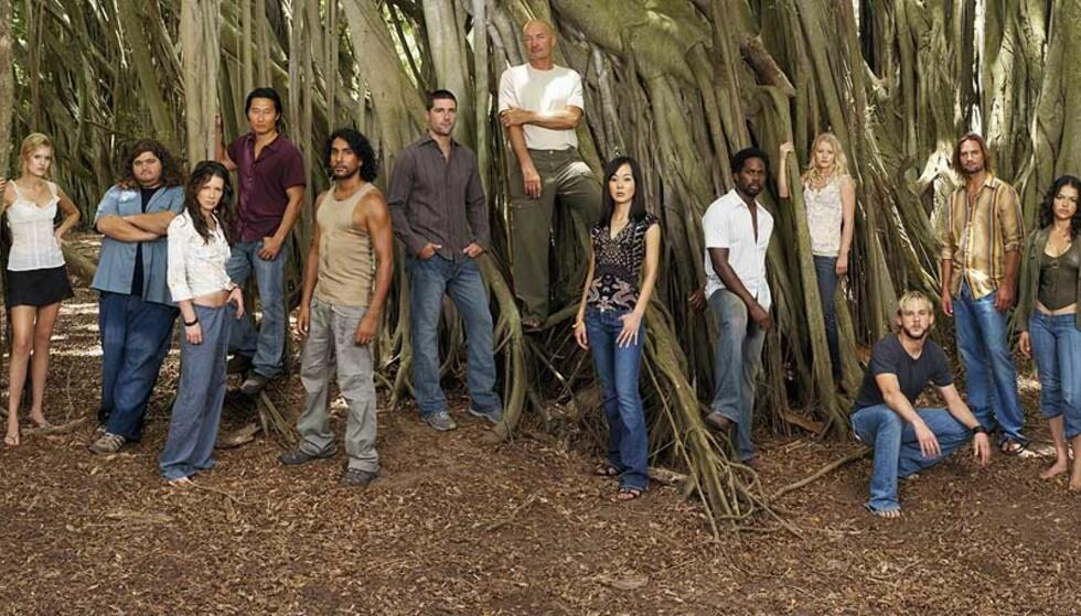 KAMPEN FORTSETTER:  De overlevende får nye utfordringer på øya i den andre sesongen av spenningsserien «Lost». Foto: TVNorge
