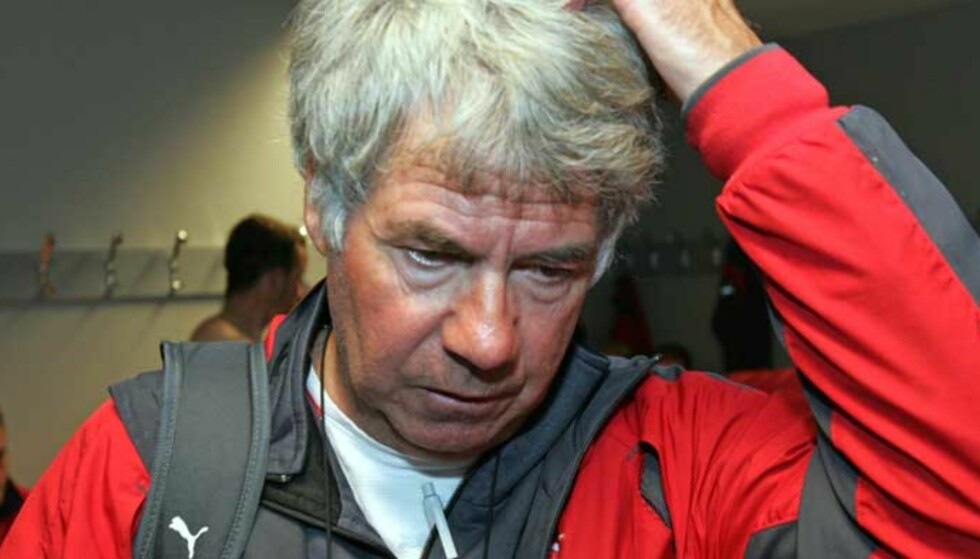 DEN BESTE UANSETT: Dagbladets sportskommentator tror ikke Drillo kan stoppe Start. Foto: Scanpix
