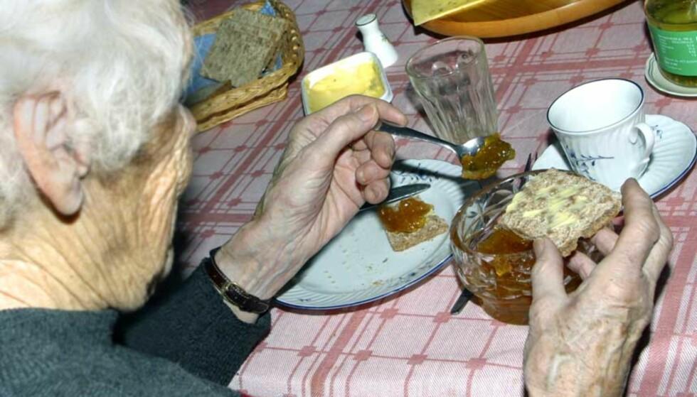 Pensjonistene får svi på pungen