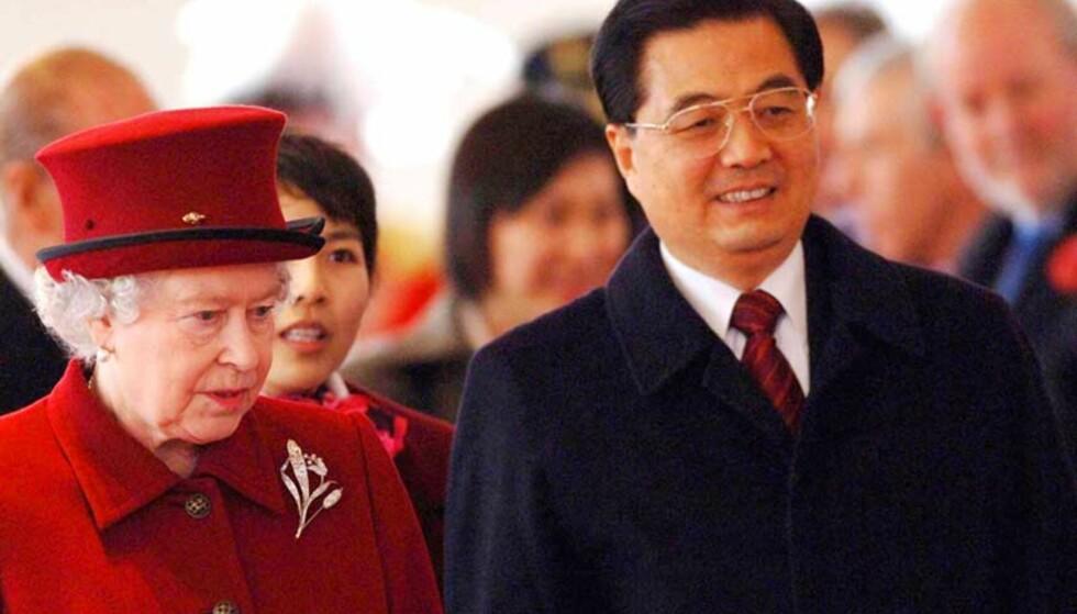 - Kina vil ha fred og demokrati