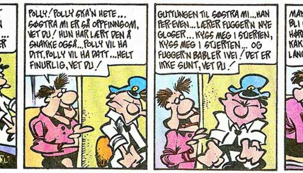 Illustrasjon: FRODE ØVERLI