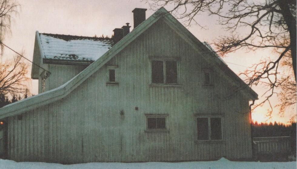 BLODIG ÅSTED: Nyttårsnatten 1809 var gården Saksebøl i Hobøl åsted for et grusomt firedobbelt øksemord. FOTO: Jan Ingar Thon