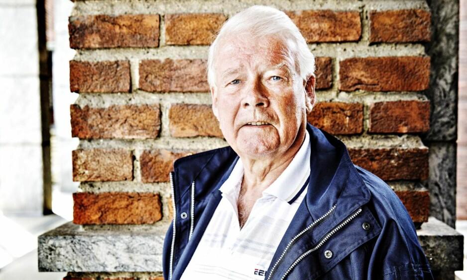 VIL PÅ STORTINGET: Carl I. Hagen tok fjerdeplassen på stortingslista på nominasjonsmøtet til Frp denne uka. Foto: NIna Hansen / Dagbladet