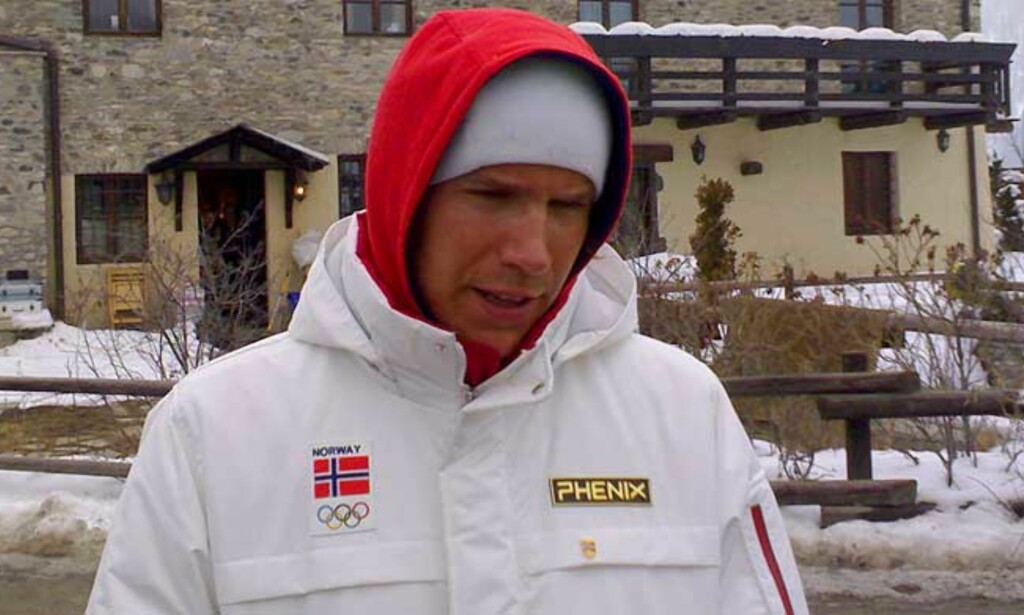DEBUTANT: Emil Hegle Svendsen er klar for sin første mesterskapskonkurranse. Foto: GORM S. ANDRESEN