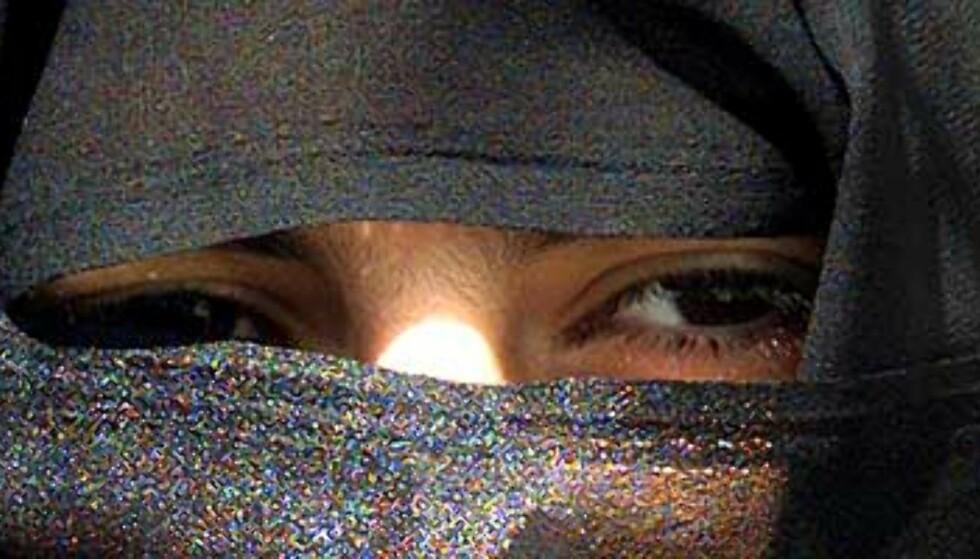 Saudiske kvinner skiftet kjønn