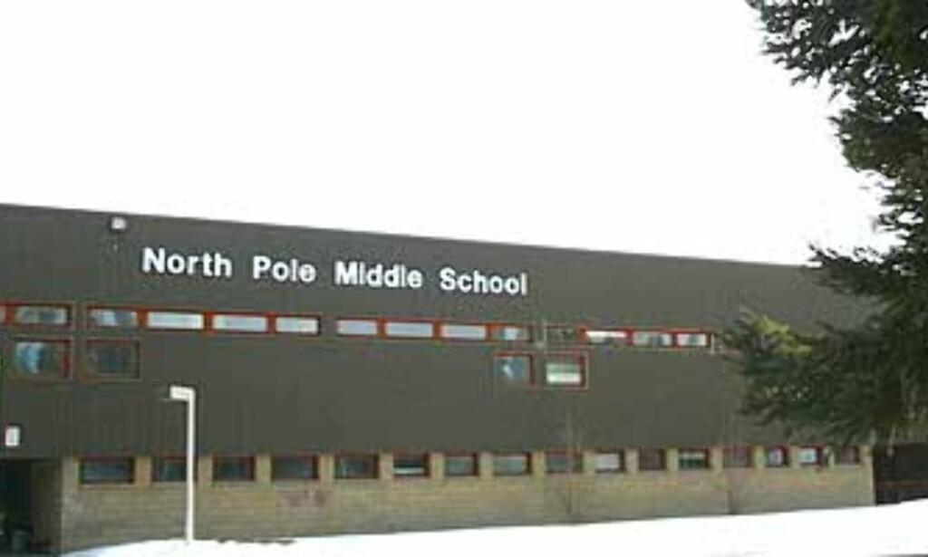 Planla skolemassakre i julenisseby
