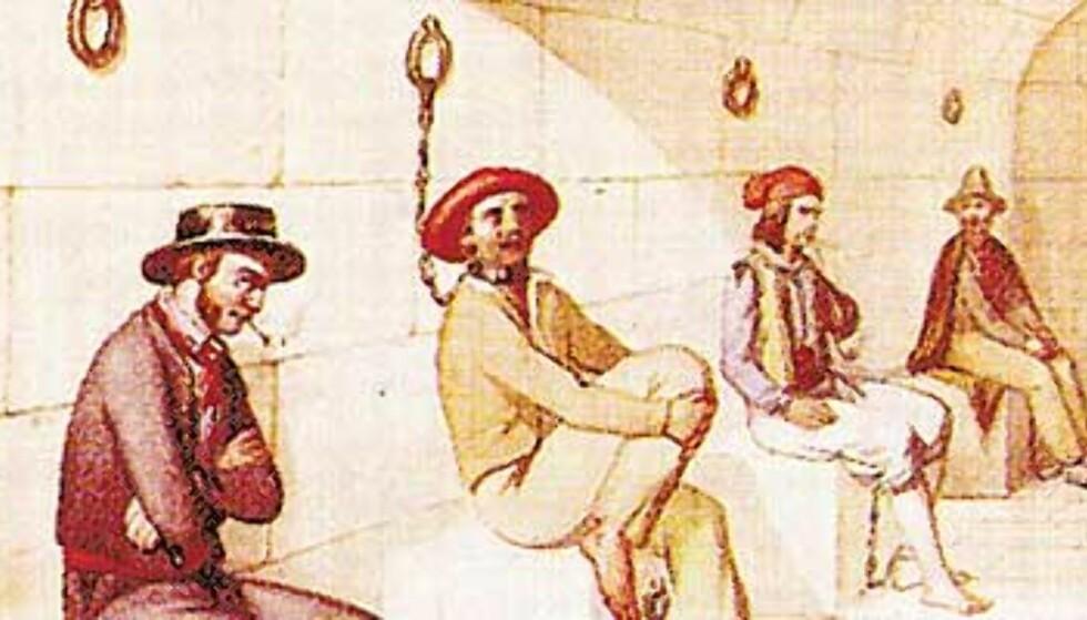 Tok tusenvis av nordmenn som slaver