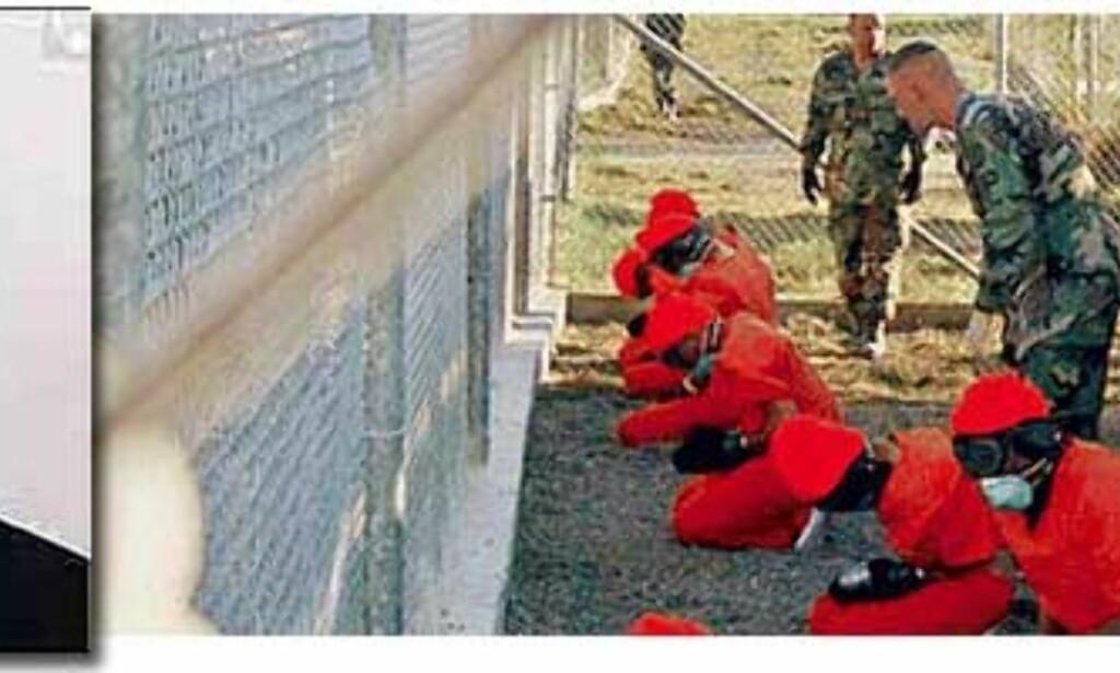 USA sendte tenåringer til terrorfengsel