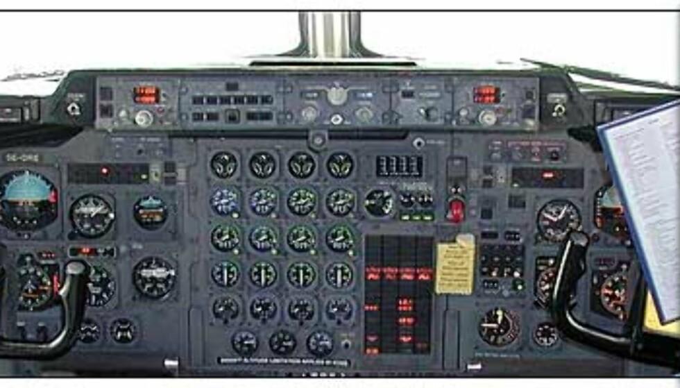 Susan er pilot, men kan aldri mer fly