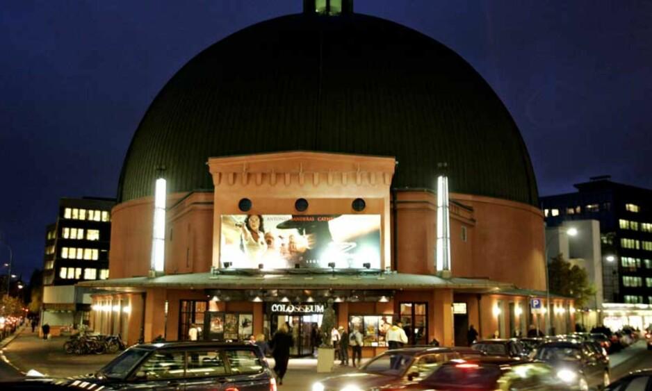 NORSK KINO: Colosseum kino er en av Norges mest berømte kinoer. Får regjeringen viljen sin kan Colosseum få konkurranse av nisjekinoer i årene framover. Foto: Hans Arne Vedlog / Dagbladet