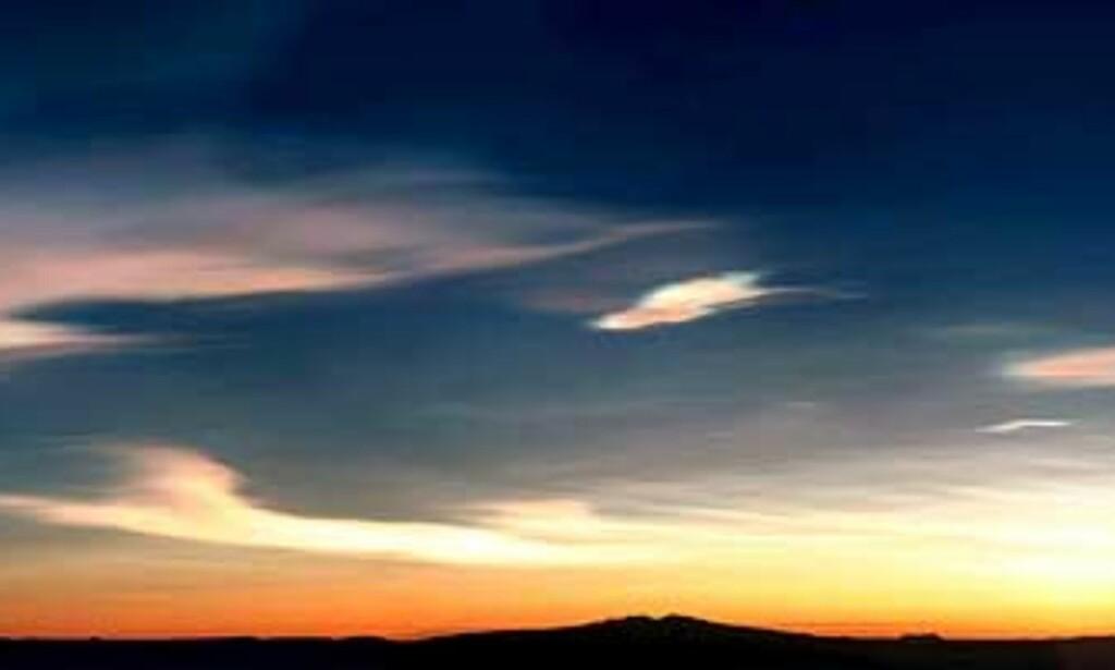 image: Farlig vakre skyer