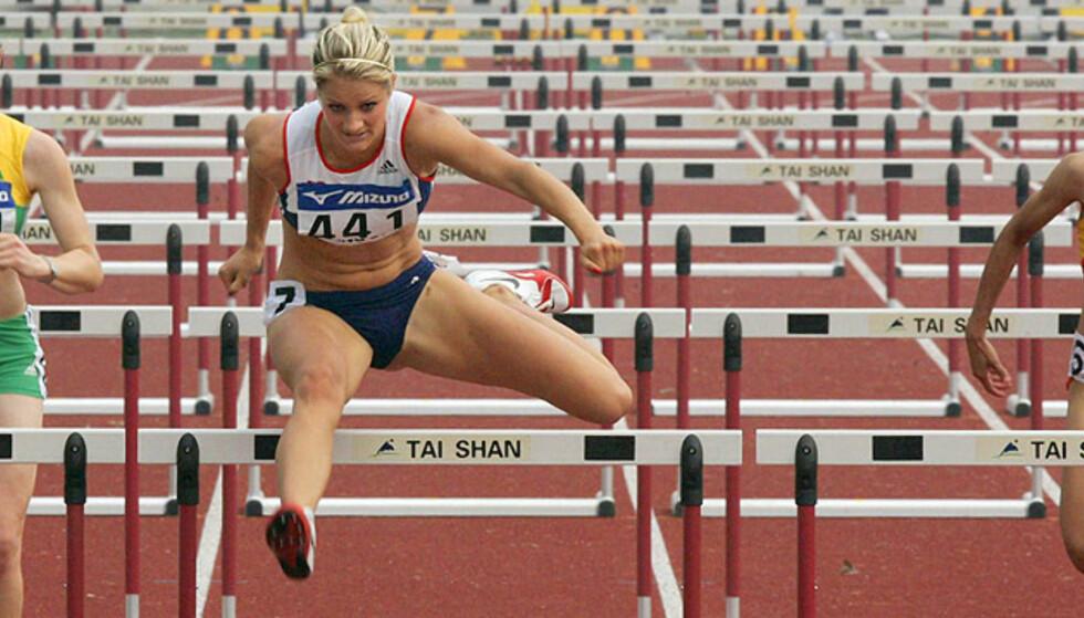 RASKT OVER HEKKENE: Christina Vukicevic hadde ingen problemer med å kvalifisere seg til semifinalen i Kina-VM. Foto: REUTERS