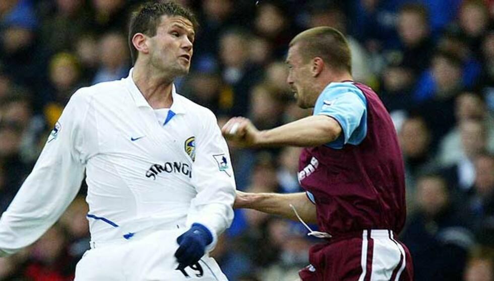 FOR DYR: Leeds vil kvitte seg med Eirik Bakke. I mellomtida nekter de ham å spille kamper. Foto: Reuters/Scanpix