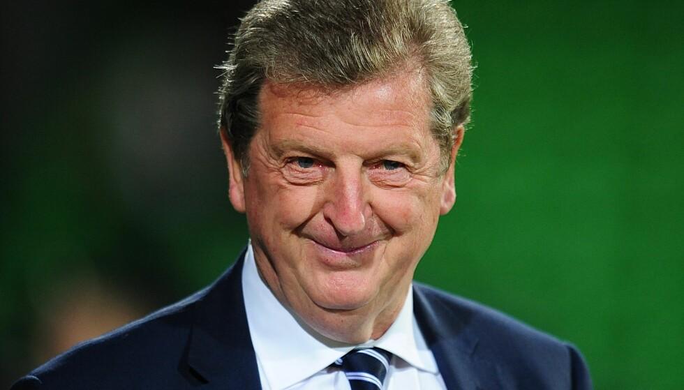 LEDIG PÅ MARKEDET: Roy Hodgson må kunne sies å ha en meget bred erfaring som trener. Foto: NTB Scanpix