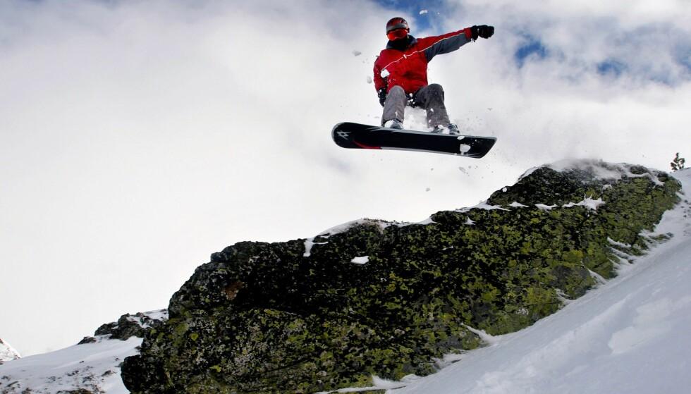 BILLIGST, IKKE BEST: Sar-fjellene i Kosovo byr på unike opplevelser for ski- og brettkjørere. Dessuten er billig. Fasilitetene derimot, er gammeldagse og umoderne. Foto: NTB Scanpix