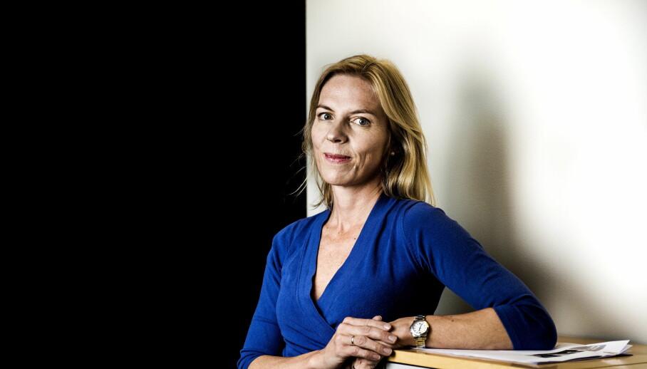 OMGITT AV DIREKTØRER: Marte Gerhardsen, skolesjef i Oslo, styrer en etat med i alt 26 direktører. Snittlønna ligger tett opp mot 1,1 millioner kroner i året. Foto: John T. Pedersen / Dgbladet