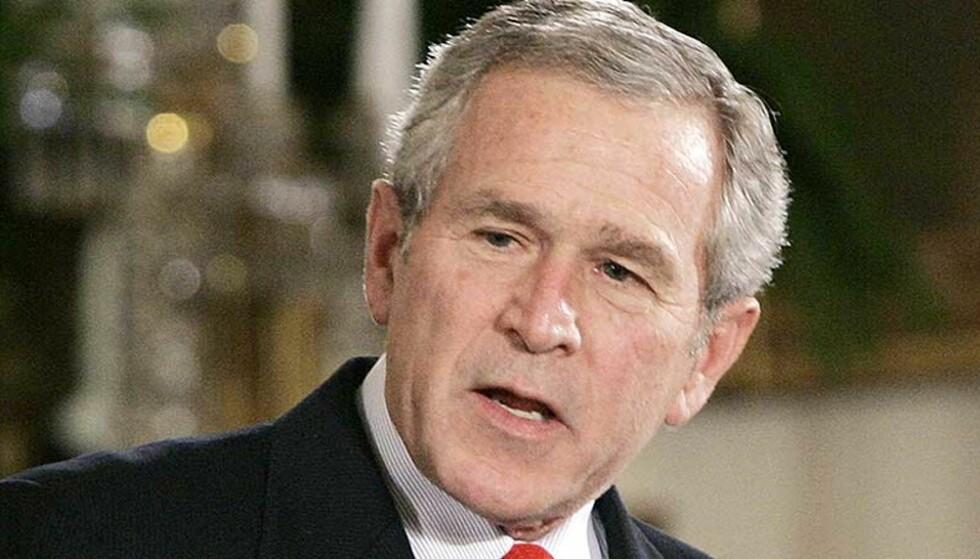 -MÅ TA ANSVAR: USA står for en firedel av verdens CO2-utslipp, nå krever lederen av miljøkomitéen i Senatet at Bush kaller sammen verdens verste miljøsyndere. Foto: AP