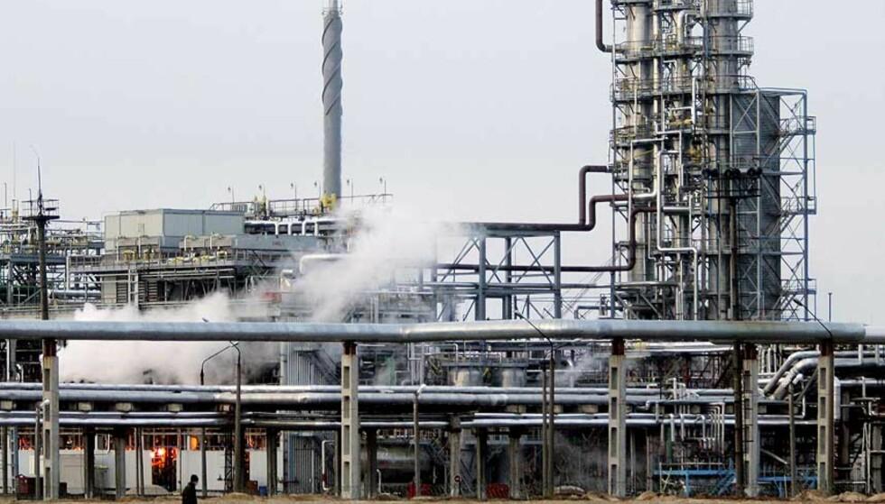 <strong><B>FLERE AGENDAER:</strong></B> Mange av forskerne på lista FrP slår i bordet med for å så tvil om global oppvarming har fått penger fra ExxonMobil. Illustrasjonsfoto: SCANPIX
