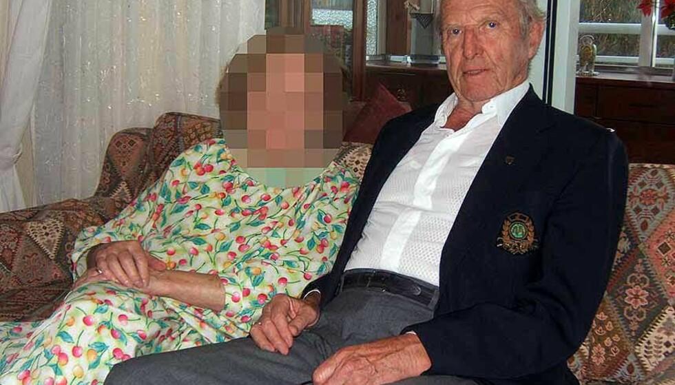 ANGRER IKKE: Fredrik Jensen var med i Waffen SS under andre verdenskrig. Foto: Carin Osvaldsson/www.sydkusten.es