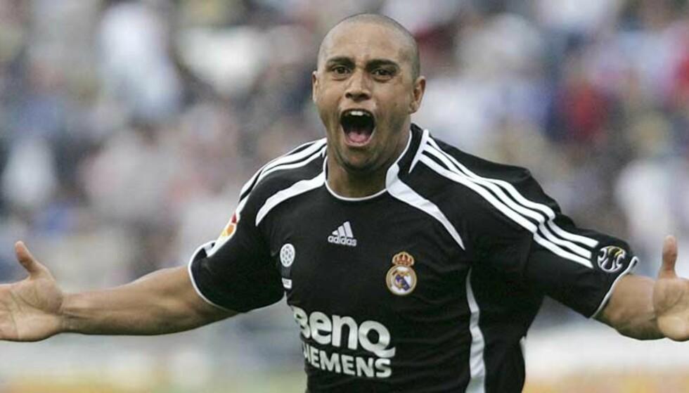 ENDELIG: Etter at Roberto Carlos også forrige sesong ønsket seg til tyriske Fenerbahce, får han nå endelig forlate Real Madrid. Foto: Ivan Quintro/EPA/Scanpix