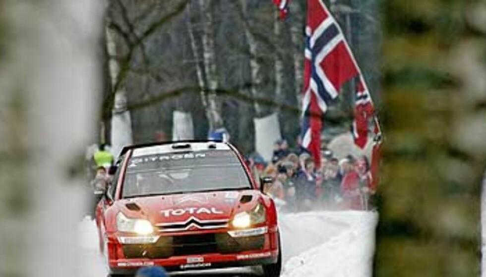 Rally Norway kan koste skattebetalere ni mill.