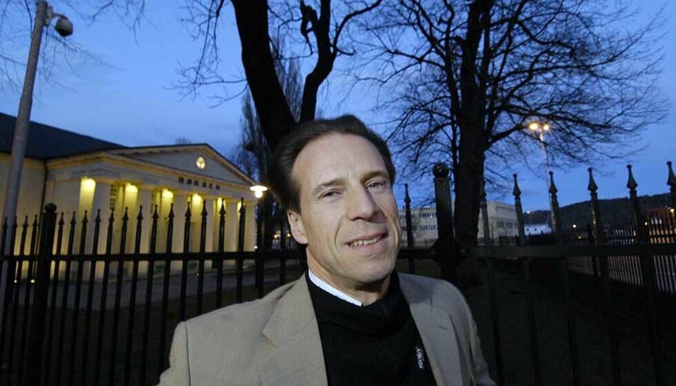 - INGEN KOMMENTAR: Jan Bøhler vil ikke kommentere Fremskrittsparties forslag. Foto: JOHN TERJE PEDERSEN