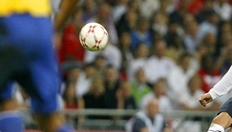 - Pendlingen kan ødelegge beina til Beckham