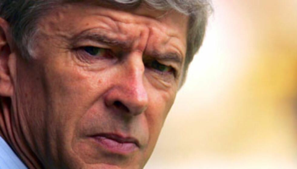 Wenger vil overtale norsk 16-åring