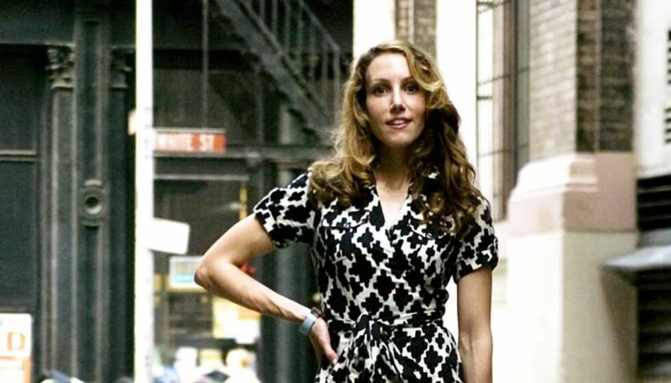 LYKKES: Marisha Pessl har debutert med en overdådig roman. Den har blitt en bestselger. Foto: SCANPIX