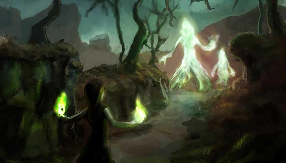 FIKK PENGER: «Xobia - Magisk Arv». Foto: RAVN STUDIO