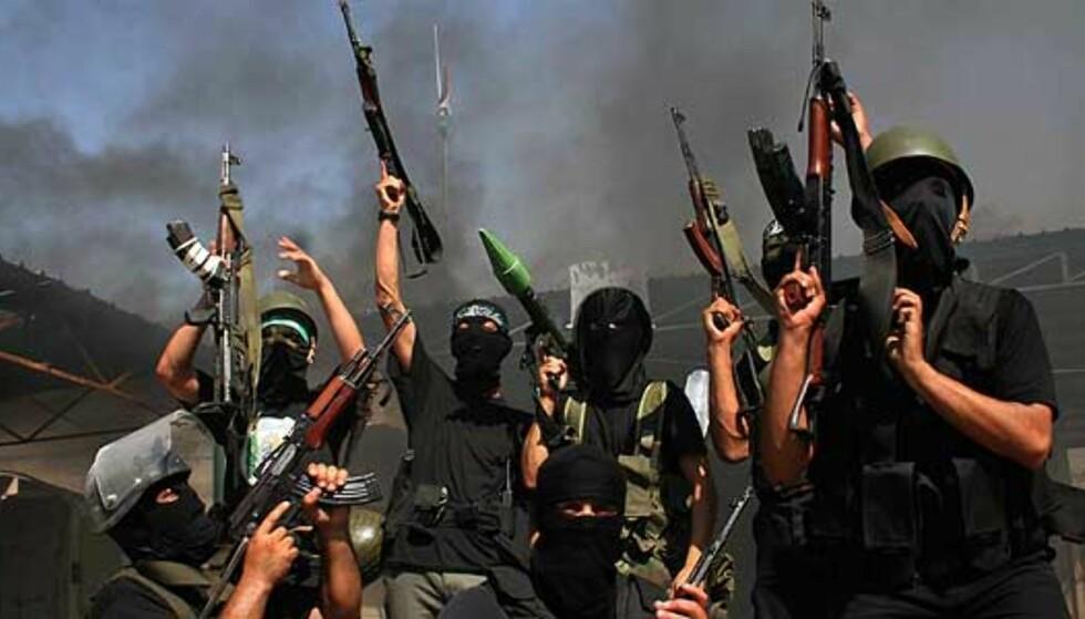 30 drept på Gaza