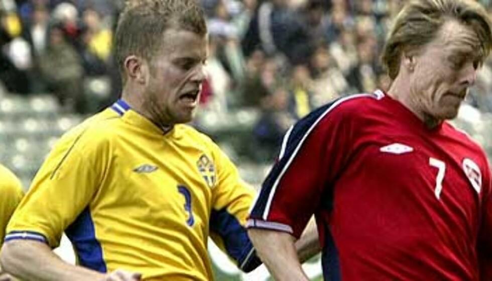 Rosenborg vurderer svensk midtstopper