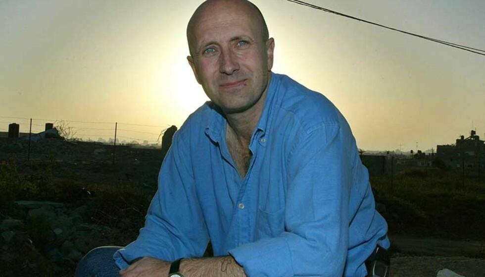 SNART 100 DAGER: BBC-journalisten Alan Johnston har sittet 97 dager i fangenskap. Utfallet av rivaliseringen mellom Hamas og Fatah, gjør at Hamas trolig setter mye inn på å få løslatt Johnston. Foto: AFP PHOTO/MAHMUD HAMS/SCANPIX