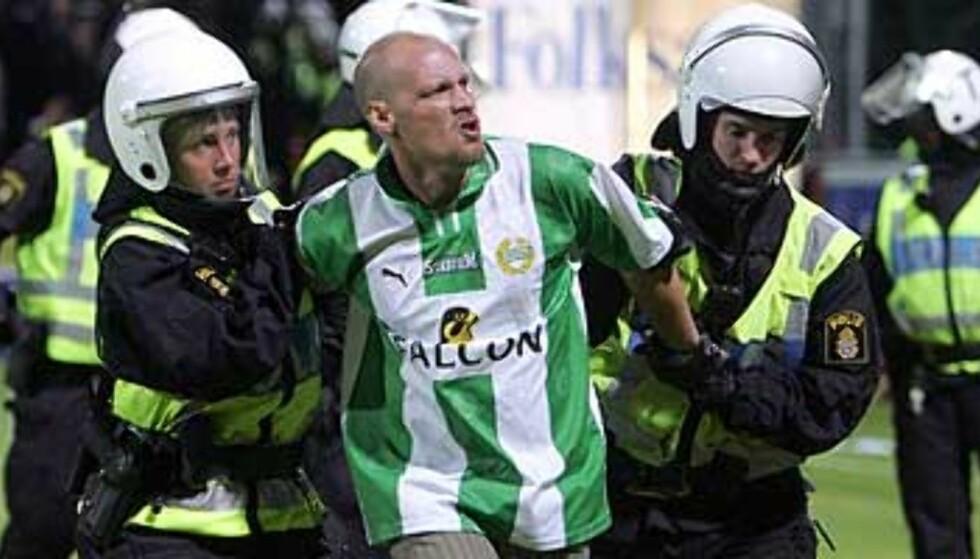 Stockholm skjelver før byderby