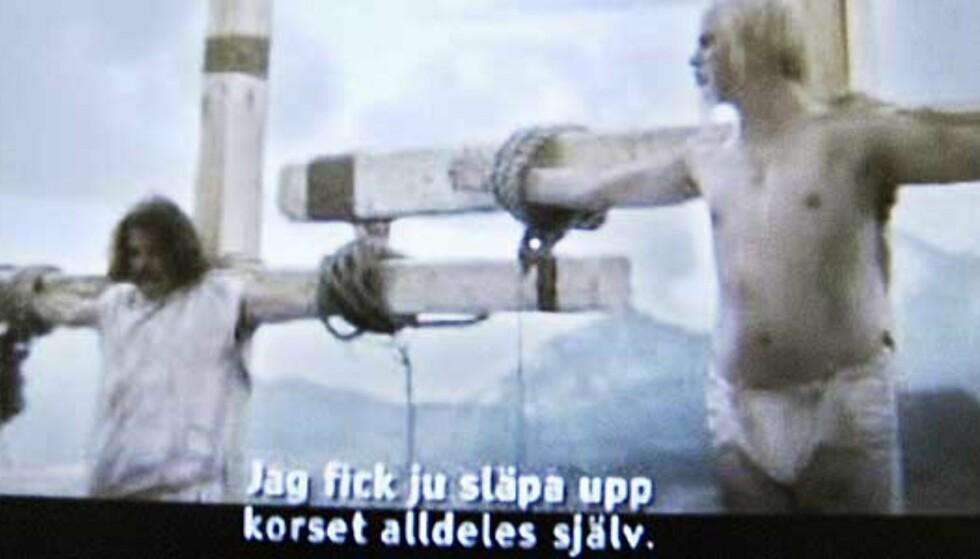 Se reklamen som ble for drøy for Posten