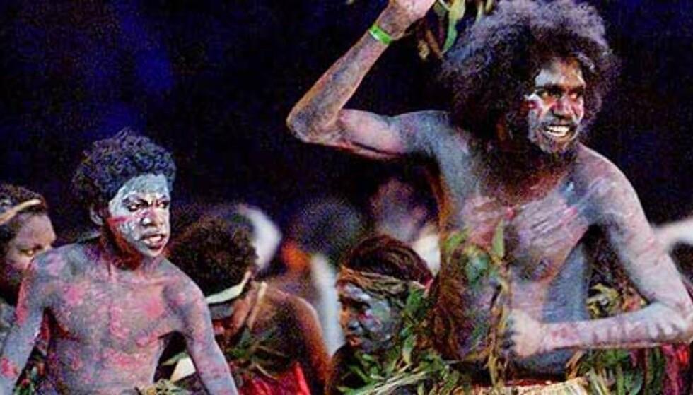Forbyr alkohol og porno blant aboriginerne