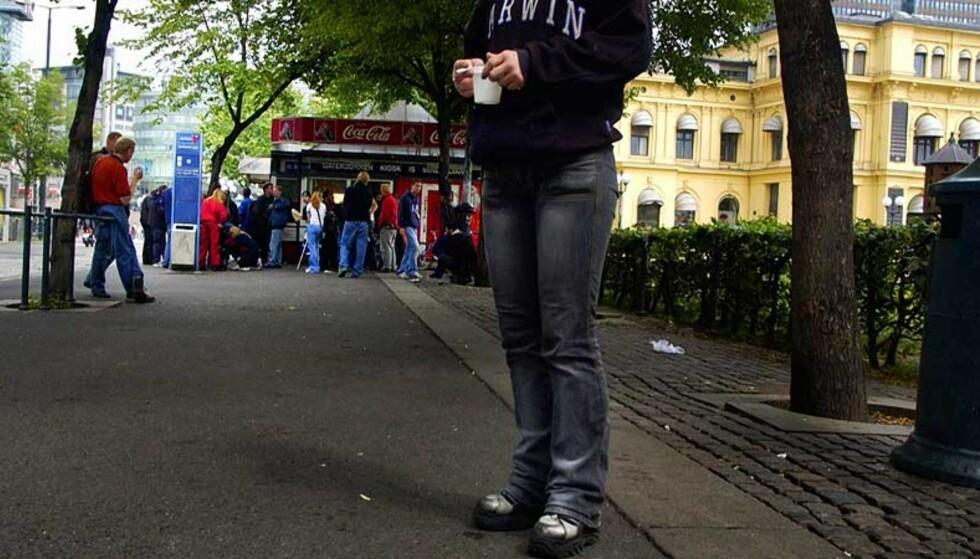 Flere unge i Oslos narkomiljø