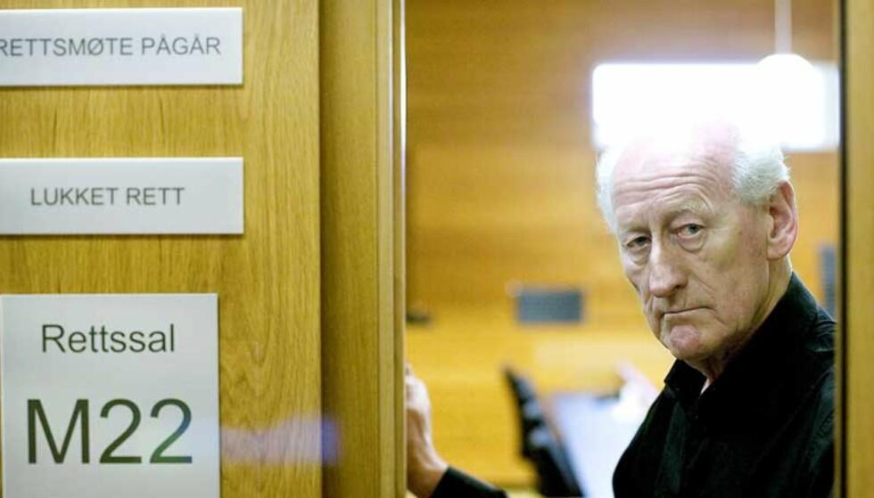 TRIST: Ifølge Lars-Jonas Nygard avslører diskusjonen på juryrommet at lekfolket la svært mye vekt på helt andre ting enn bevisene i British Airways-saken. –Det er uforståelig og trist at forutinntatte holdninger, ikke bevisene, avgjorde saken, sier Lars-Jonas Nygard. Foto: Bjørn Langsem