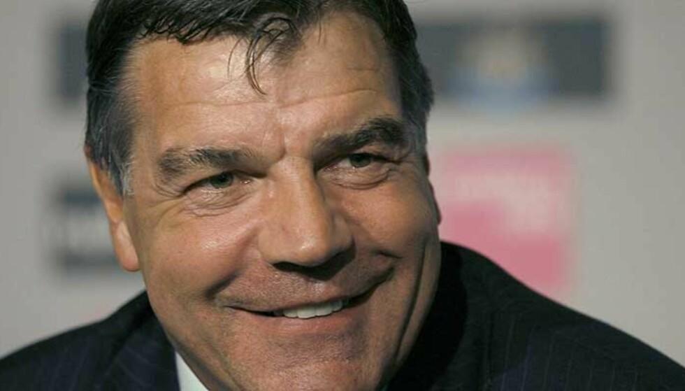 KJØPELYSTEN: Sam Allardyce har handlet inn fire nye spillere i løpet av sine snaut to måneder som Newcastle-manager. Foto: Nigel Roddis, Reuters