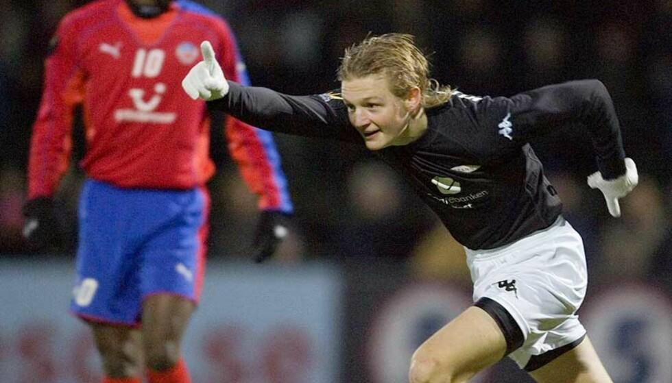 FORLATER BRANN: Stabæk har kastet seg inn i kampen om talentet Erik  Huseklepp. Foto: BJÔRN LINDGREN/SCANPIX