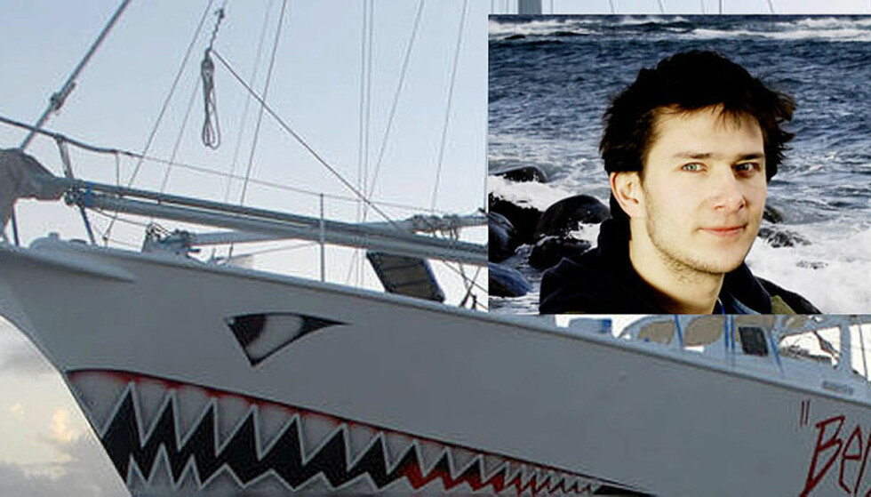 HALVERT MANNSKAP:  Kaptein Jarle Andhøy har nå bare ett besetningsmedlem igjen om bord på «Berserk» på seilasen mot Nordvestpassasjen. Foto: www.wildvikings.com/Agnete Brun.