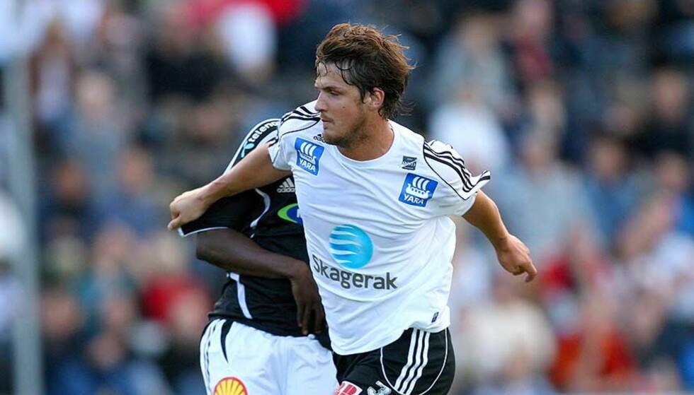 FORTSATT RBK-AKTUELL: Rosenborg nekter å gi opp en overgang for Pelle Nilsson. Foto: BIRTE ULVESETH/SCANPIX